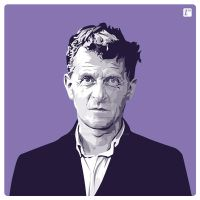 Wittgenstein by monsteroftheid