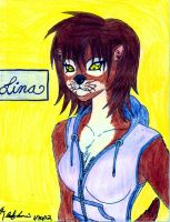 Lina Remireiz... by kimawolf15