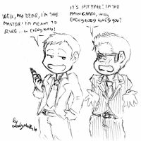 DW_the Master'n'the Doctor by LadyNorthstar