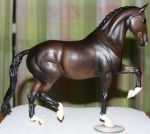 Breyer WEG Keltic Salinero - Stock 2 by Lovely-DreamCatcher