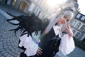 Suigintou : Rozen Maiden by Lumis-Mirage