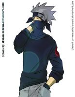 kakashi4 quick colors by M3ran