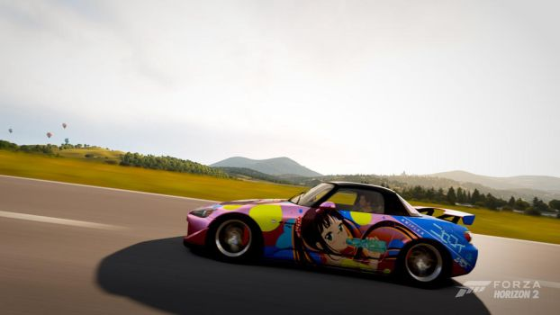 Forza Horizon 2-Stay Up! by nick98