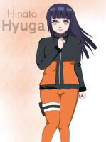 Hinata in Narutos Clothes by Narutos-Noodle-Soup