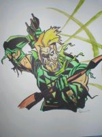 The Green Arrow 2 by greenfey