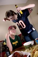 Damn you, Packers by hallopino