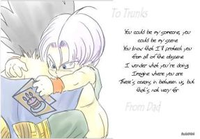 Happy Birthday Trunks by BeckstMirk