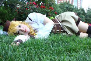 Mami: Break Time by Riicreations