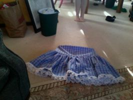 Fai Skirt Progress by shishiza-kun