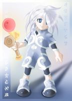 Genis - Elfie from ToS by ryoneko
