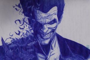 Joker by MasterBanner