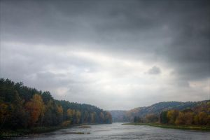 Moody Side of Autumn by rici66