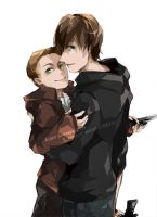 Elder brother!SAM and younger brother!DEAN by resave