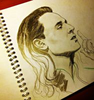 Loki by Galinaxsim