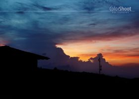 Colorido atardecer by ColorShoot
