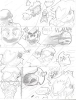 mario krash comic by keke74100