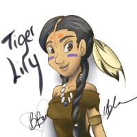TigerLily by BabyPhat268