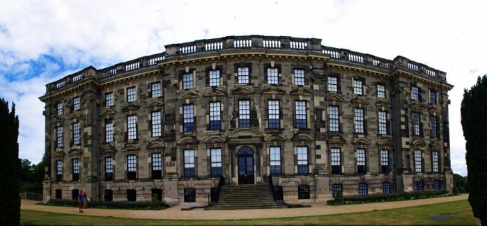 Stoneleigh house panorama by maximusmountain