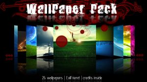 WallPaper Pack by EvilFriend