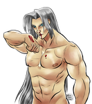 Sephiroth by Mainframe110