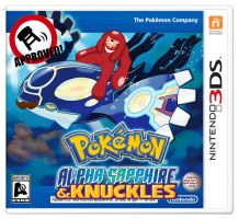 Pokemon Alpha Sapphire And Knuckles by Ry-Guy176