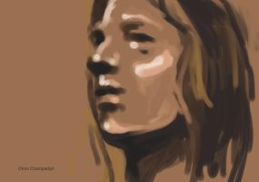 Girl in brown by orioncreatives
