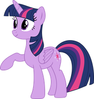 TwilightSparkle - other Ponys will learn something by Darknisfan1995