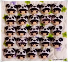 Baby Boy Panda.. by SongAhIn