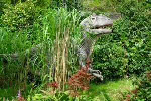 Dino Zoo Allosaurus by JWBeyond