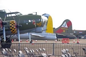 three B17s Memphis bell front by Sceptre63