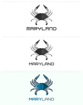 Maryland Robot Crab concept by DianaGyms