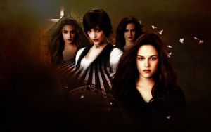 The Ladies of Cullen House by allnightnoise
