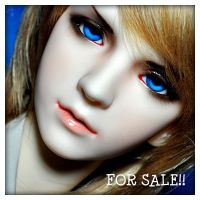 FOR SALE Migidoll RYU head + face up FREE SHIPPING by fransyung