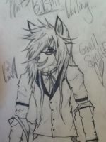 Grell Furry by EmoSkittlzKitty