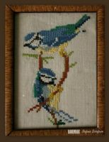 embroidered by MrsEfi