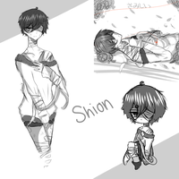 .:OC:. Shion by Kanami-Chii