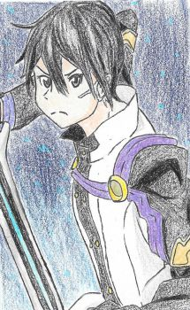 Ordinal Scale Kirito by CDQ2691
