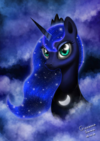 Princess Luna by giovanna-71