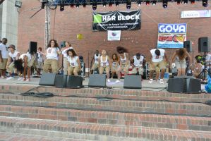 Puerto Rican/Latin Festival, Rockin Hip Hop 11 by Miss-Tbones