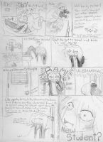 Lucky Wales Comic: Retaliate by Colddigger
