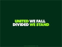 United We Fall by lahandi