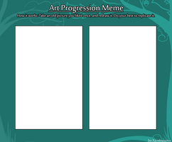 Xandra's Art Progression Meme by Xandra-sama