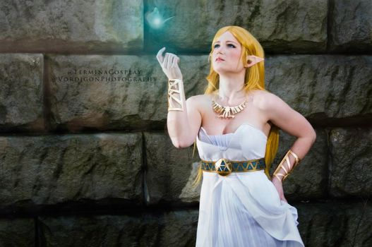 Zelda - Breath of the Wild  Cosplay by TerminaCosplay