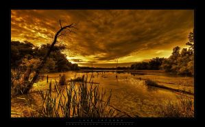Lake Inferno by lowapproach
