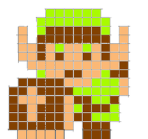 link pixels (no. 2) by KittySam
