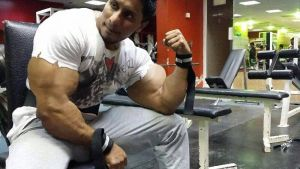 Musclemorphed Desi Hunk11 by free42dream