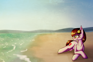 Sunset - Commision by Sunny125