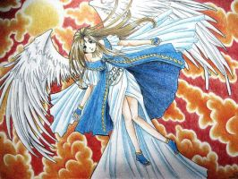 Belldandy by discordia24