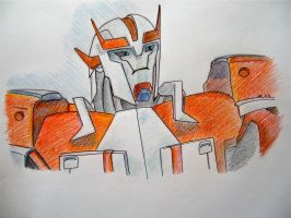 TFP Ratchet by gloryblaz