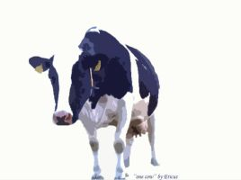 Cow by Ericus